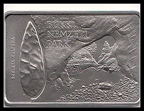 ZJZNGYX Hungary 2000 HUF Commemorative Coin 2017 Edition (BüKK National Park)