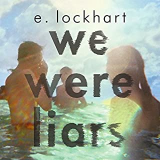 We Were Liars                   By:                                                                                                                                 E. Lockhart                               Narrated by:                                                                                                                                 Ariadne Meyers                      Length: 6 hrs and 27 mins     216 ratings     Overall 4.0