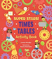 Super Stars! Times Tables Activity Book (Super Stars Activity Books)