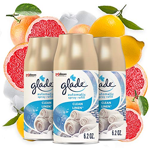 Glade Automatic Spray Refill, Air Freshener for Home and...