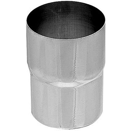 Regenrohrbogen 72/° Kupfer in den Gr/ö/ßen 60 76 mm 80 87 und 100 mm 76