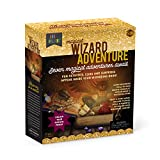 Magical Wizard Adventure - Fun Activities, Surprises, and Clues Magically Appear in an Enchanted Wizarding Book