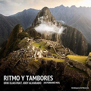 Ritmo y Tambores (feat. Joey Alvarado) [Nuyorkino Mix]