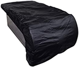 Midwest Hearth Deluxe Grill Cover for Summerset BBQ Grills | Custom Secure Fit (Side Burner, SB2-Double)