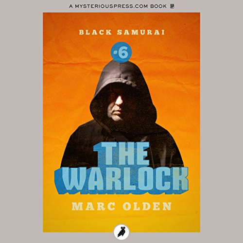 The Warlock Audiobook By Marc Olden cover art
