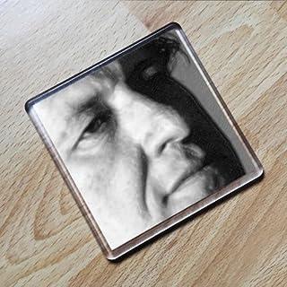 Seasons GEOFFREY RUSH - Original Art Coaster #js004