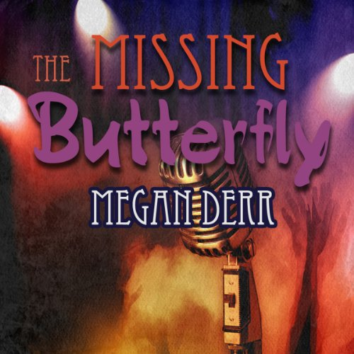 The Missing Butterfly audiobook cover art