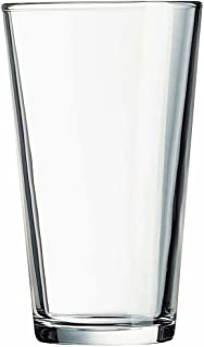 Luminarc Pub Beer Glass, 16-Ounce, Set of 9 (Buy 8, get 1 Free)