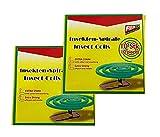 ILODA 20x Reinex Anti-Mücken-Spirale Insektenspriale gegen Mücken Mückenschutz Mückenspirale