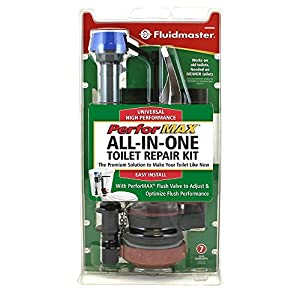 Fluidmaster 400ARHRKP10 PerforMAX All-In-One Toilet Repair Kit