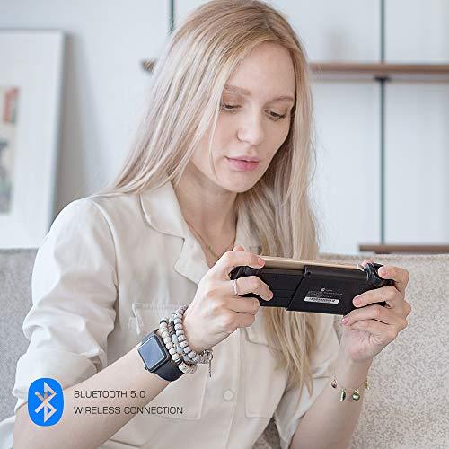 『Android ワイヤレス ゲームパッド GameSir G6 片手コントローラー COD/PUBG/ラフォートナイト/機動都市X/崩壊3対応』の7枚目の画像
