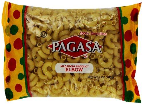 Pagasa Elbow Macaroni, 7 oz