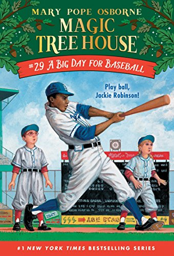 A Big Day for Baseball (Magic Tree House (R))