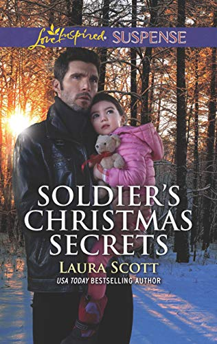 Soldier's Christmas Secrets (Justice Seekers Book 1)