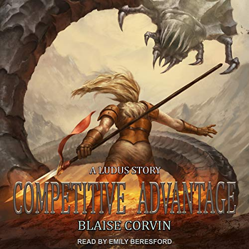 Competitive Advantage  By  cover art