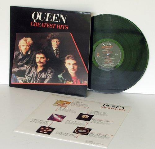 QUEEN, greatest hits. First UK pressing 1981. EMI [Vinyl] QUEEN