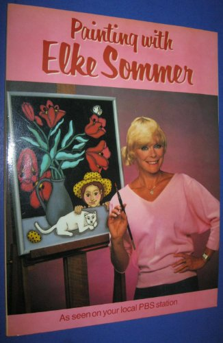 Painting With Elke Sommer
