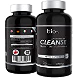 Bio-Cleanse L-Glutathione 500mg – 90 Capsules – The Master Antioxidant For Detoxification –