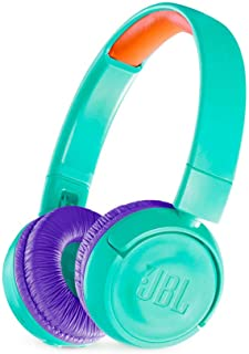 JBL JR 300BT - On-Ear Wireless Headphones for Kids - Teal