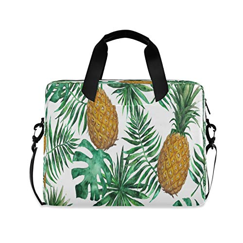 Laptop Bag Pineapple Laptop Case Sleeve Computer Carrying Case 13-15.6 inch