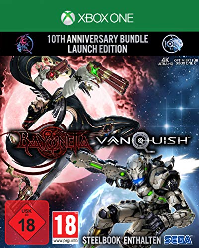 Bayonetta & Vanquish 10th Anniversary Bundle Limited Edition (XONE)