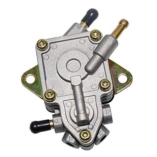 YLG Bomba de Combustible de la Motocicleta de Combustible Llave de Purga Interruptor de Vacío Bomba de Gasolina for Y un m un h un TDM 850 Modificación Accesorios