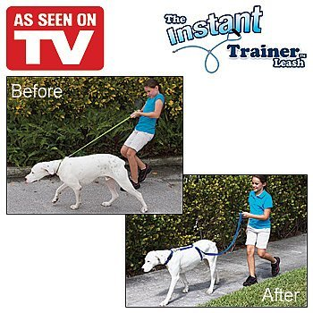 Easy To Use No More Pulling Instant Trainer Dog Leash As Seen On TV