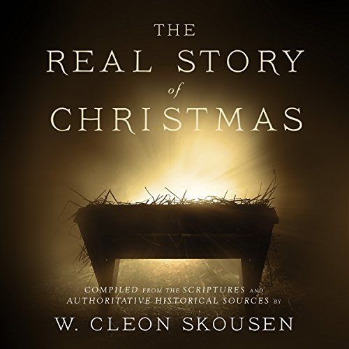 The Real Story of Christmas cover art