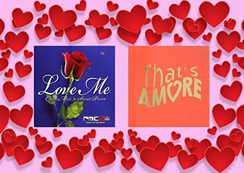 2 CD Lieder der Liebe - Elvis Presley, Nat King Cole, Frank Sinatra, Edit Piaf, Gleen Miller