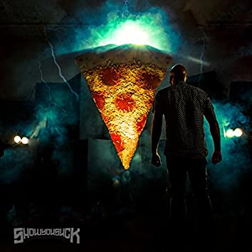 One Man Pizza Party