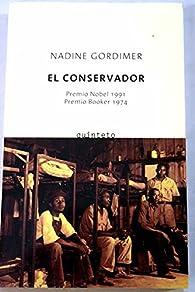 Conservador, El par Nadine Gordimer
