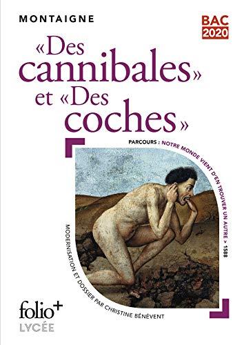 Des cannibales suivi de Des coches - BAC 2021 (French Edition)