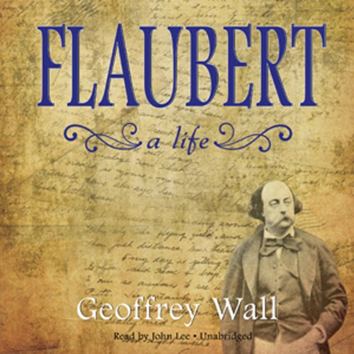 Flaubert audiobook cover art