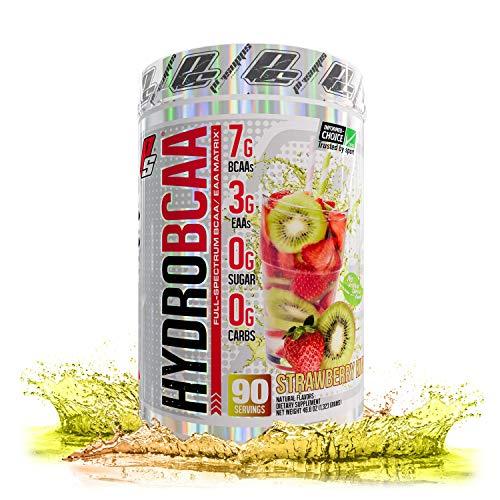 Pro Supps Hydro BCAA, Strawberry Kiwi, 1305 g