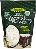 Includes 3 pouches of 7 oz each of Let's Do Organic Coconut Flakes Certified USDA organic; vegetarian/vegan; sulfite-free; cholesterol-free Ideal for baking, sundae topping, making granola