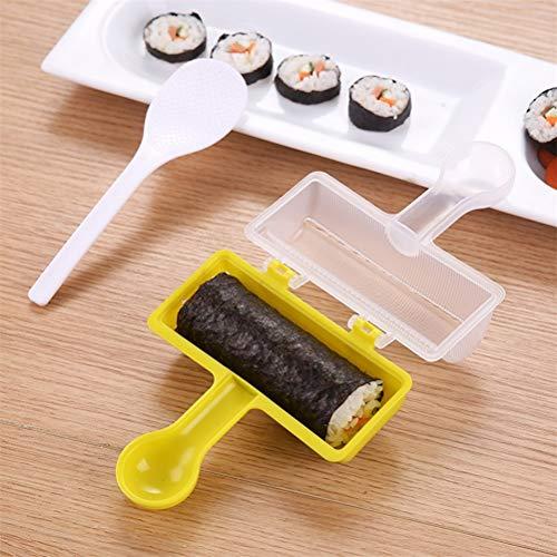Yuciya Sushi Roller, Sushi Maker Kit, DIY Einfach Sushi Maker Roller Sushi Form Perfekte Küche Kochwerkzeug