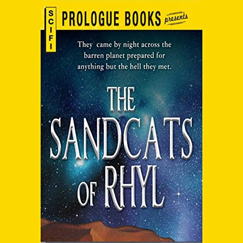 The Sandcats of Rhyl audiobook cover art