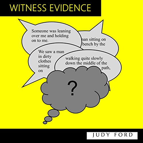 Witness Evidence: An Extract from the Memoirs of Detective Inspector Peter Johns audiobook cover art
