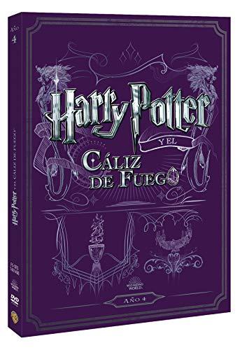 Harry Potter Y El Cáliz De Fuego. Ed19 [DVD]