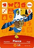 Pierce Amiibo Card Animal Crossing