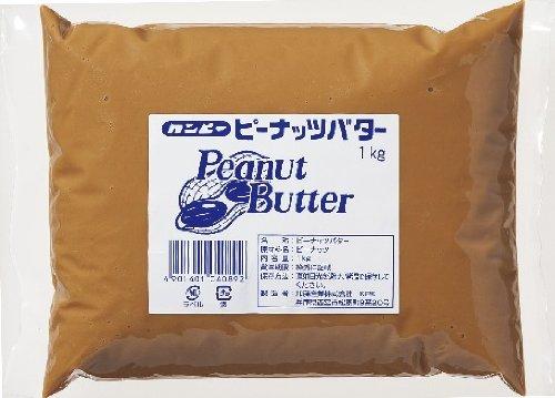 カンピー『ピーナッツバター(無糖・無塩)』