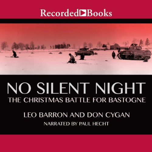 No Silent Night audiobook cover art