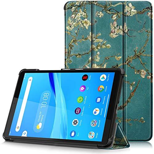 TTVie Funda para Lenovo Tab M8, Carcasa Ultra Delgado y Ligero con Cubierta de Soporte para Lenovo Tab M8 - Tablet de 8