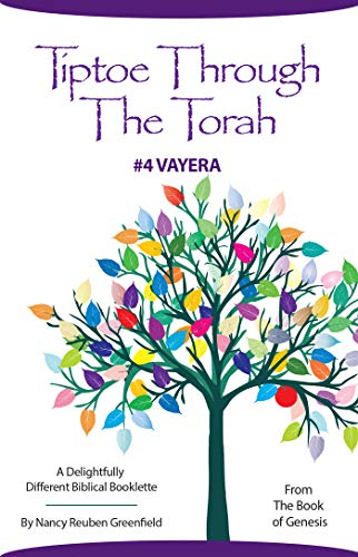 Tiptoe Through The Torah #4 Vayera (Delightfully Different Biblical Booklette) (English Edition)