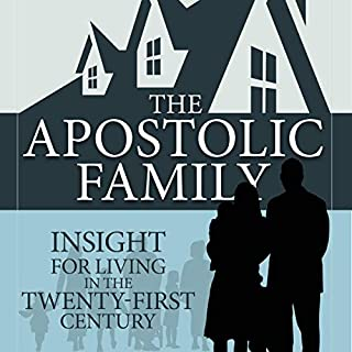 Apostolic Family audiobook cover art