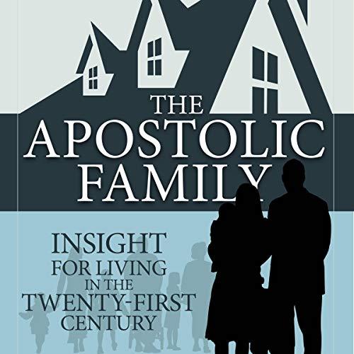 Apostolic Family audiobook cover art