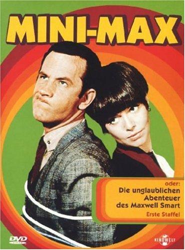 Mini-Max oder: Die unglaublichen Abenteuer des Maxwell Smart - Erste Staffel (5 DVDs)