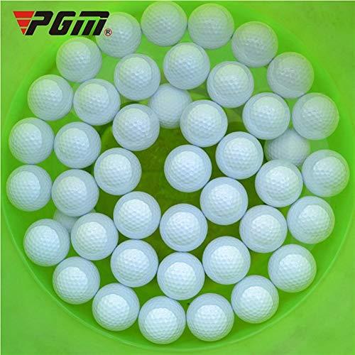 Die Großhandel PGM Golfbälle Hersteller große Anzahl Wasser Golf unsinkbar Neue Kugeln 5 Stücke schweben/Lot (Color : One)