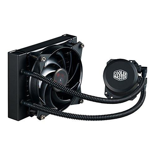 Cooler Master MasterLiquid Lite 120 - Unità di raffreddamento a liquido per CPU tutto in uno, con pompa a doppia camera, INTEL/AMD con supporto AM4 ML Lite 120 120mm