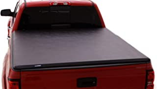 LUND 969250 Hard Fold Truck Bed Tonneau Cover for 2002-2018 Dodge Ram 1500; 2003-2018 Ram 2500, 3500 | Fits 6.4' Bed (Excludes Models w/RamBox)
